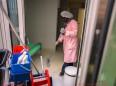 Chantier d'Insertion nettoyage