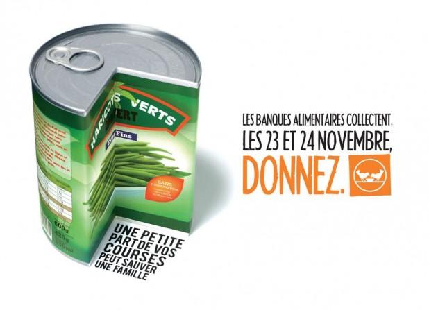 La Banque Alimentaire : Collecte 23 et 24 novembre 2012