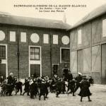 La cour du patronage Saint-Joseph de la rue Bobillot