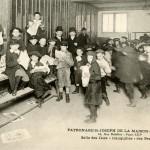 Salle de jeux des plus jeunes