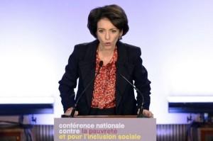 Marisol Touraine Conférence nationale