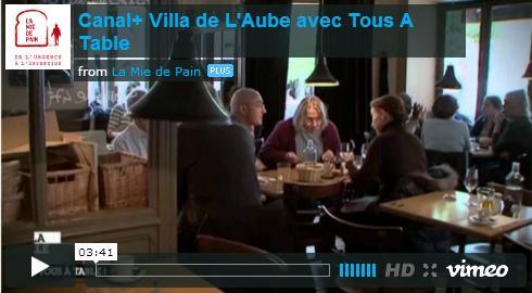 Canal+ La Villa de l'Aube