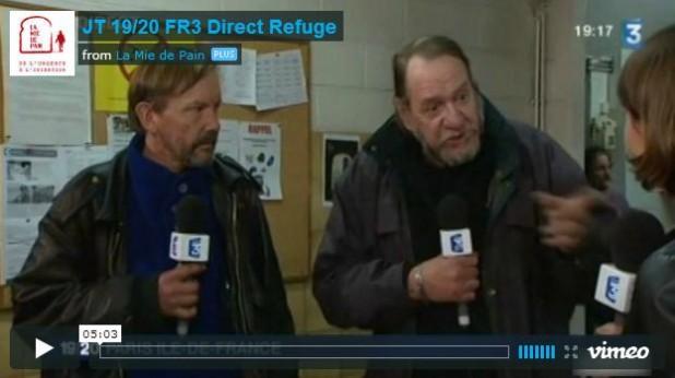 FR3 En direct du Refuge