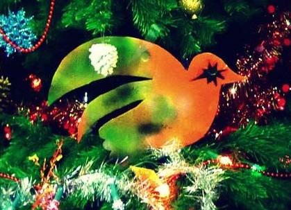Noël 2012 à La Mie de Pain