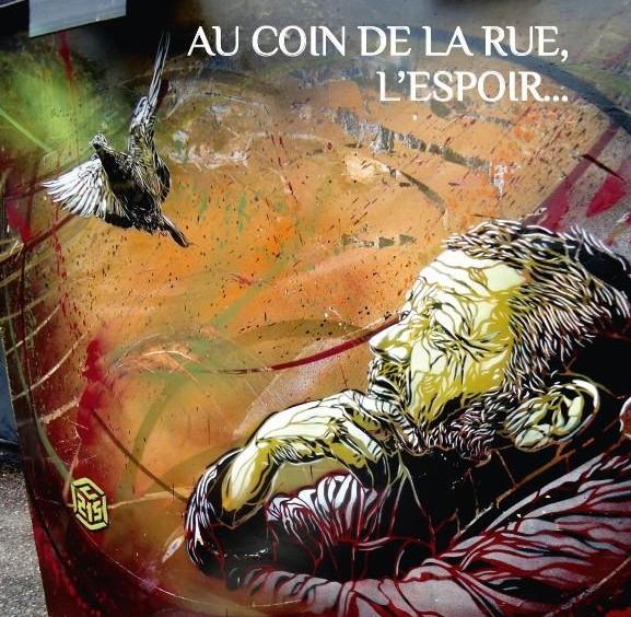 Carte de voeux 2013 de La Mie de Pain