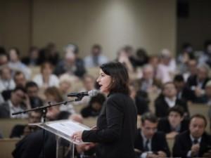 Cécile Duflot - AFP