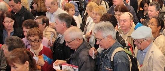 La mie de pain au salon des seniors les 11 12 et 13 avril for Salon des seniors paris