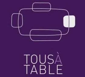 Logo de Tous à Table