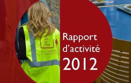 Rapport d'activité 2012 - Version web