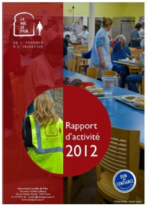 Rapport d'activité 2012