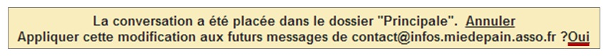 Gmail évolution 3