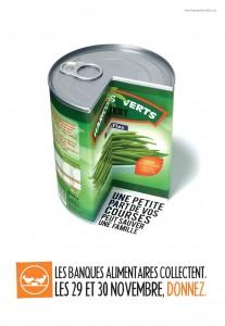 Collecte Banque alimentaire novembre 2013