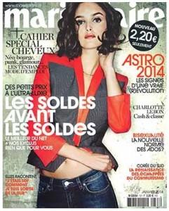 Marie-Claire Janvier 2014