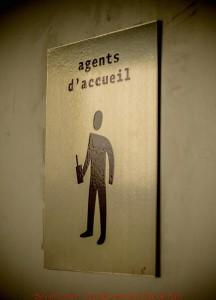 Agents d'accueil