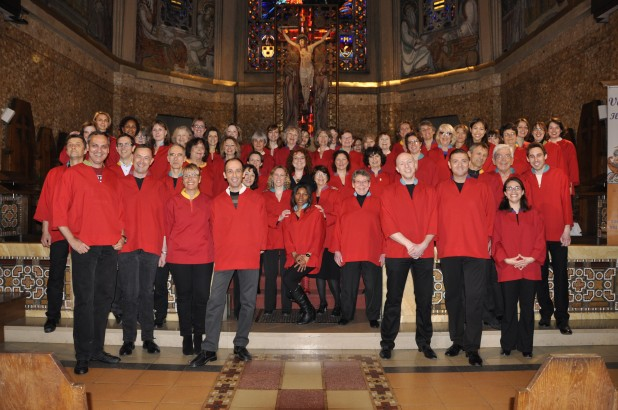Chorale Arlequin's Gospel
