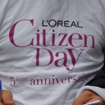 Citizen Day L'Oréal