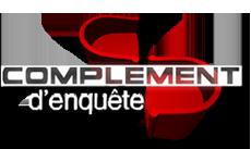 Complément d'enquête logo