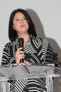 Inauguration, Sylvia Pinel