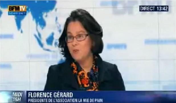 BFM TV, Florence Gérard