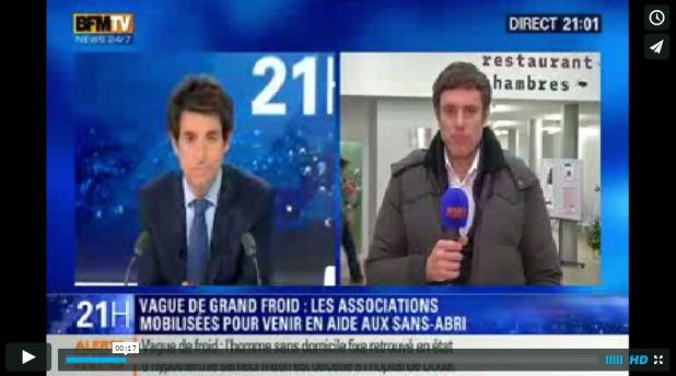BFM TV 21h