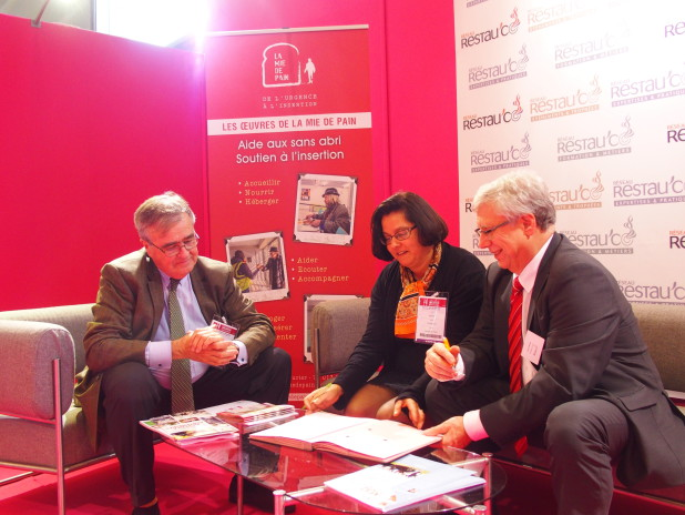 Signature convention de partenariat