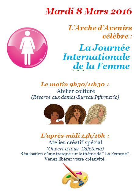 Affiche 8 mars AA